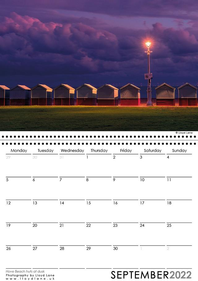 Brighton Calendar 2022