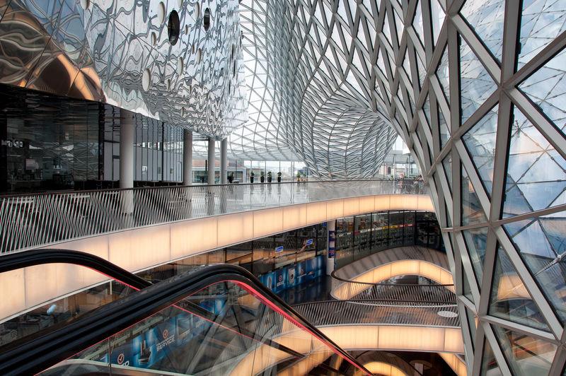 Myziel Shopping Mall, Frankfurt a. M.