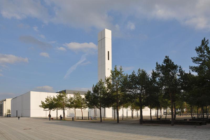München-Riem, Platz der Menschenrechte