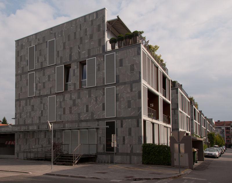 Urbane vile, Maribor . residential buildings