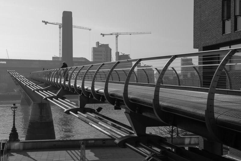 London Millenium Footbridge