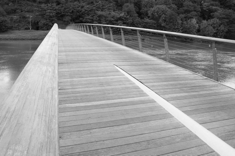 Drava Footbridge, Maribor