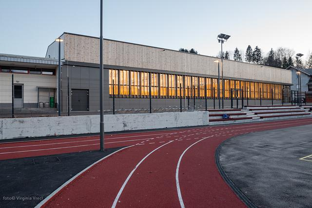 Sports Hall Gorenja Vas