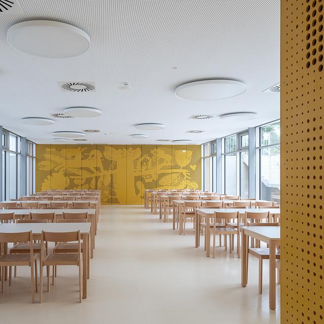 Dining Hall . Primary School Radomlje