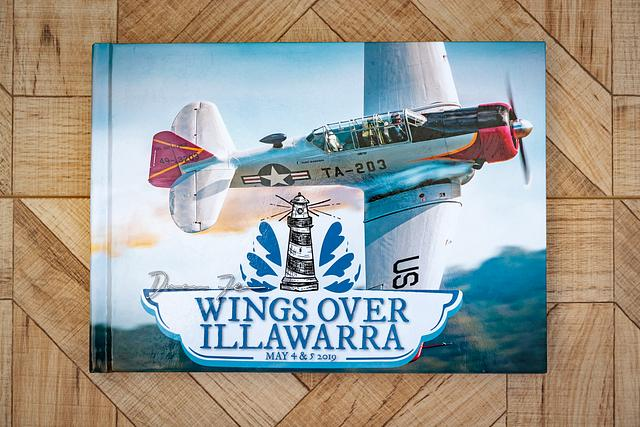 2019 Wings Over Illawarra Airshow Photo Book