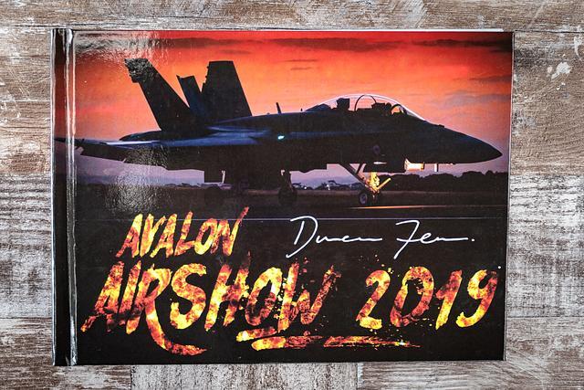 2019 Avalon International Airshow Photo Book