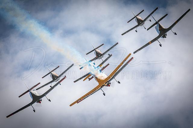 RAAF Heritage Trainers