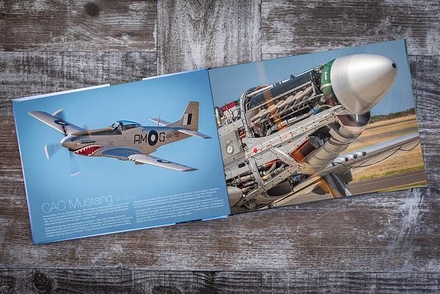 Point Cook Interactive Flying Display Photo Book