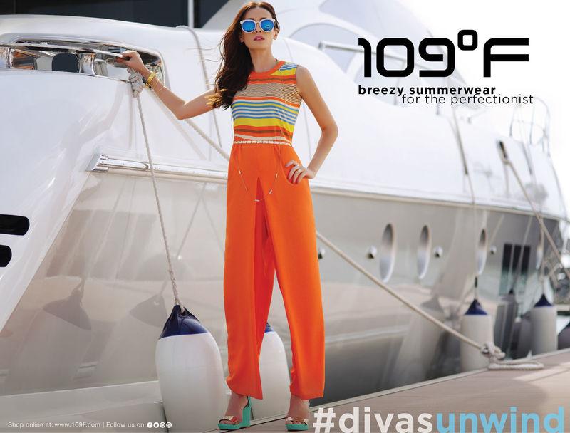 109 F #divasunwind