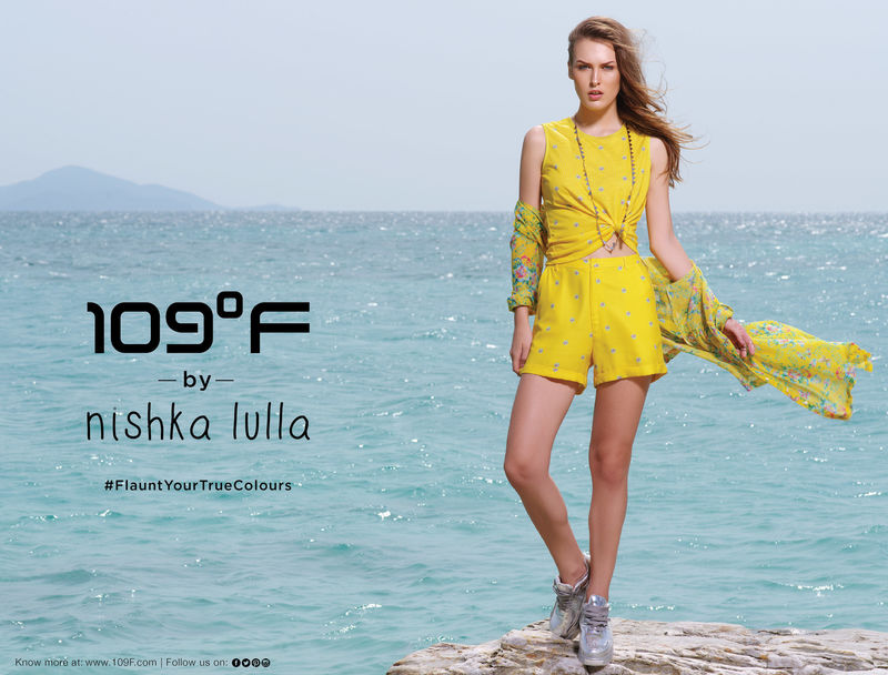 109 F by Nishka Lulla
