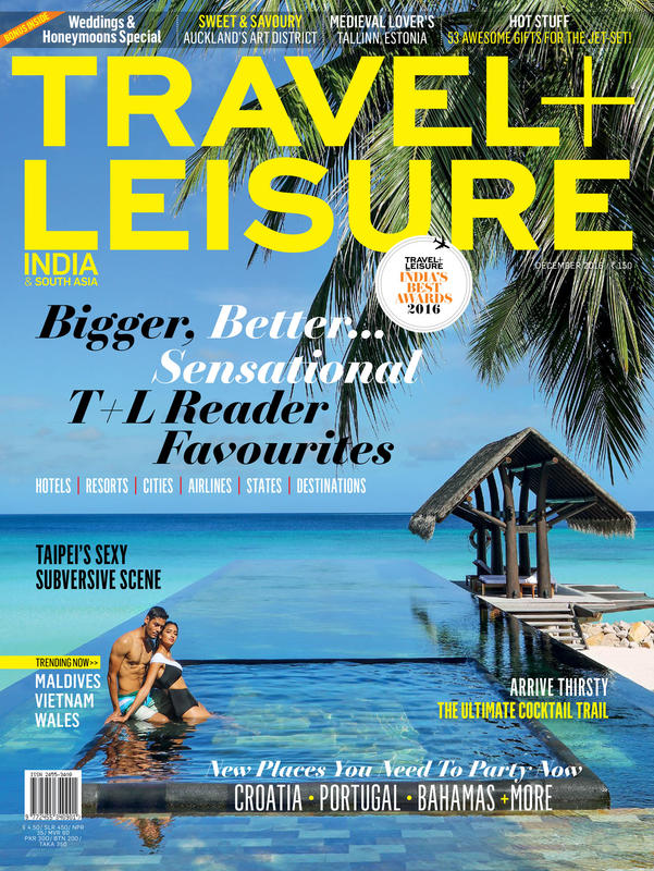 travel+leisure - beyond the summer sun