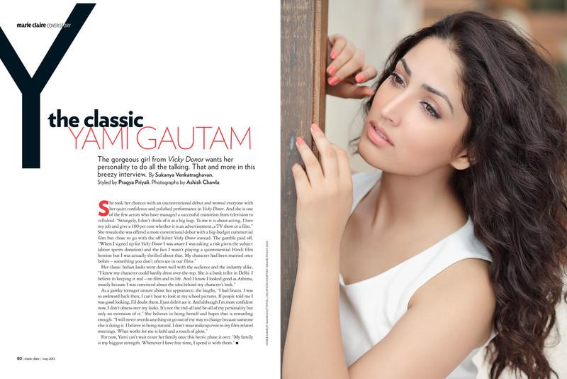 the classic yami gautam