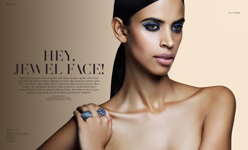 jewel face