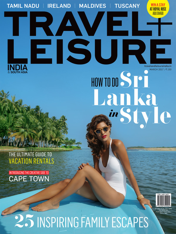 travel+leisure - savour sri lanka's style