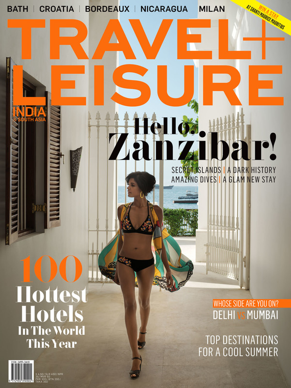 travel+leisure - hello zanzibar!