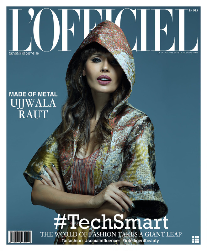 l'officiel - Made of Metal Ujjwala Raut