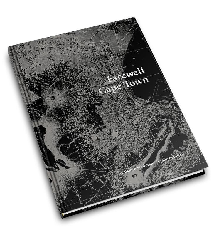 Farewell Cape Town copie signée