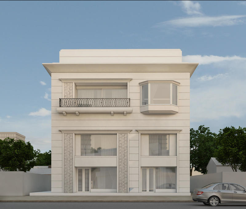 Residence in Greater Kailash- 1