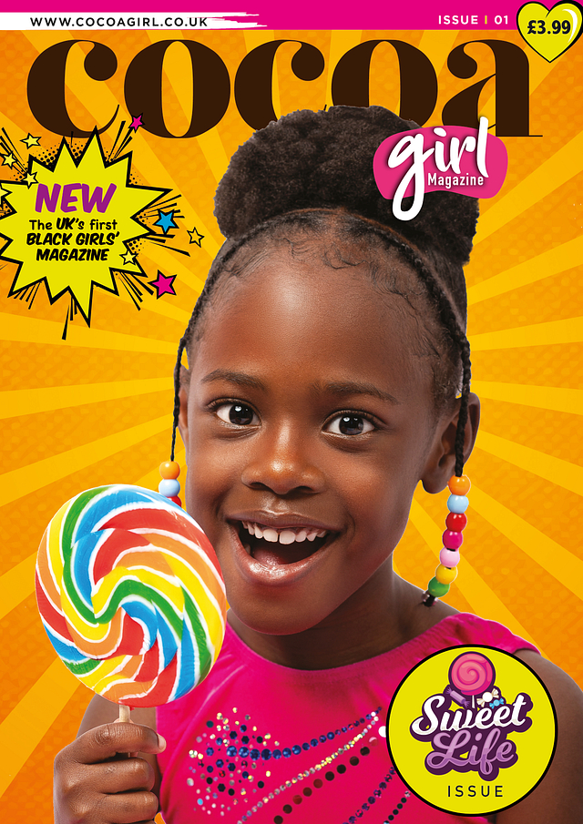 Cocoa Girl/Boy Magazine