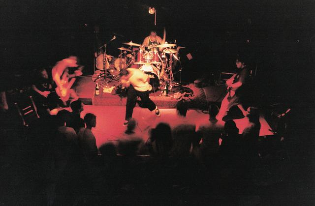 1995 Snapcase - Refused (1st Show)