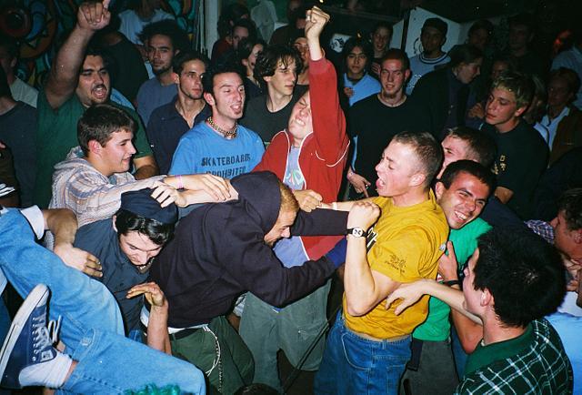 1996 Hardcore Festival