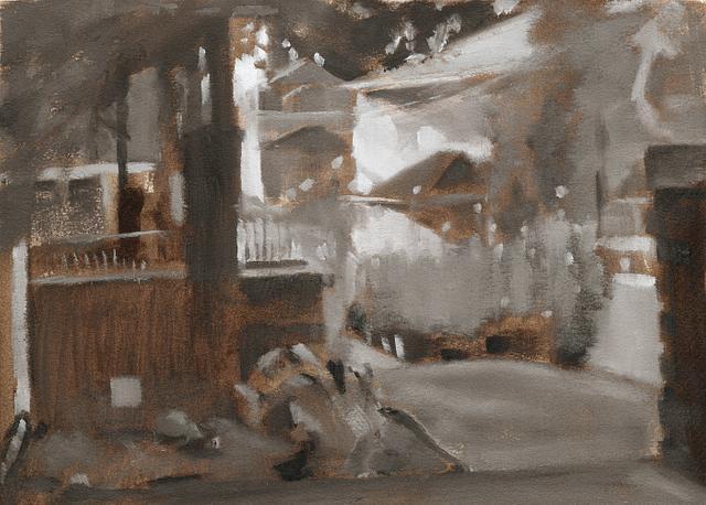 Perceptual Paintings