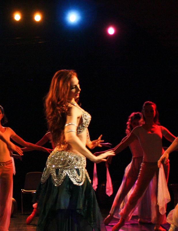 Accademia Nazionale della Danza - Roma 2011