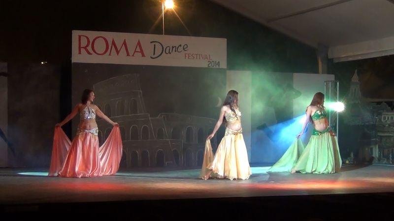 Roma Dance Festival (2014)