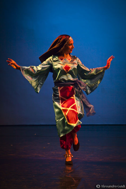 Lelah Masreyya - Teatro Greco 2012