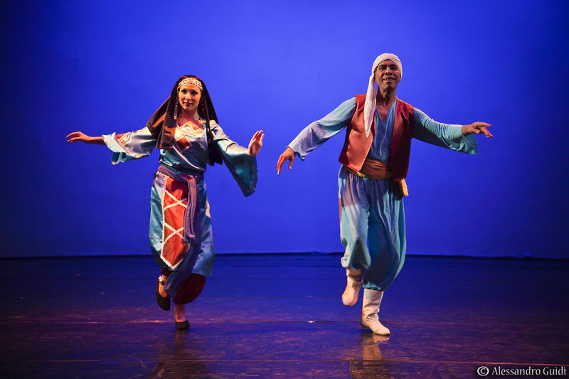 con Saad Ismail - Lelah Masreyya - Teatro Greco 2012