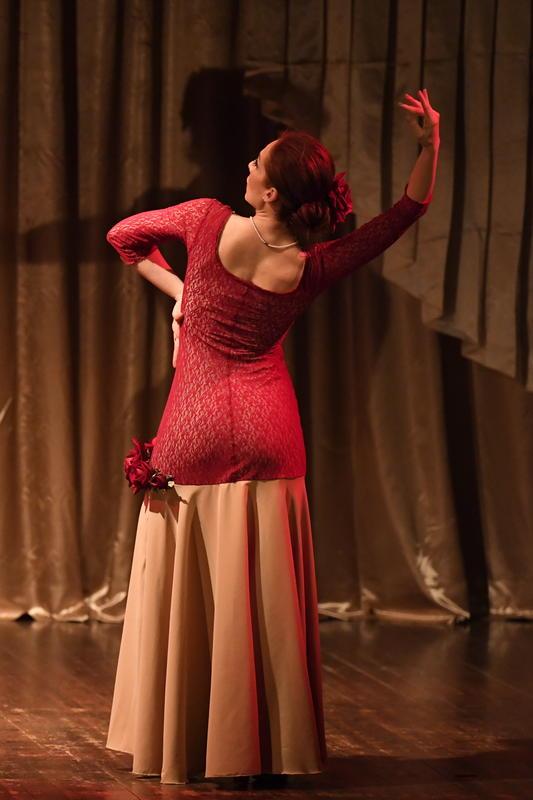 flamenco arabo - El-Fen El-Arabi 2017