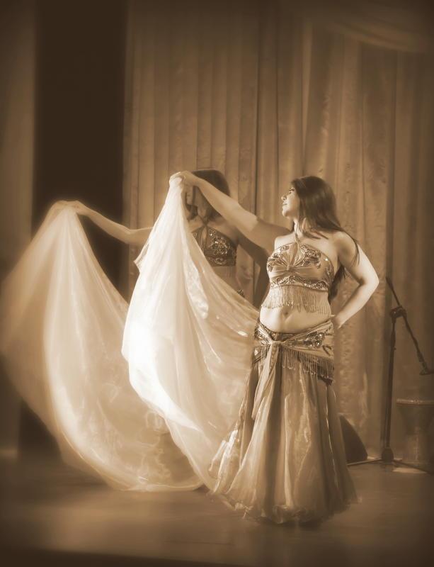 danza con velo - El-Fen El-Arabi (2016)