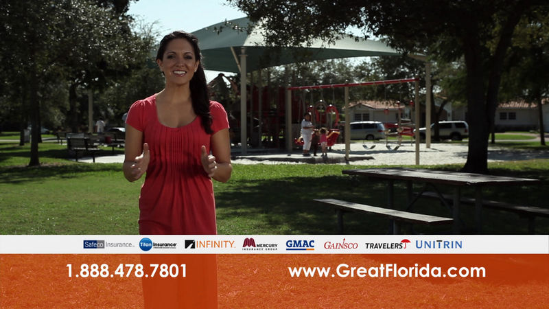Great Florida Insurance :30 TV (Director)