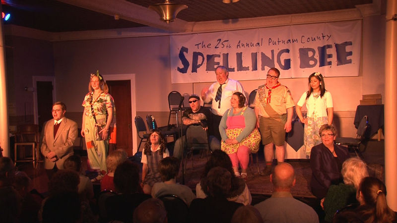 (2010) 25th Annual Putnam County Spelling Bee