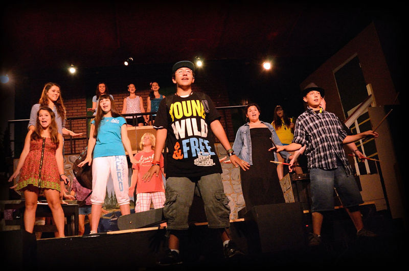 (2012) Camp Rock