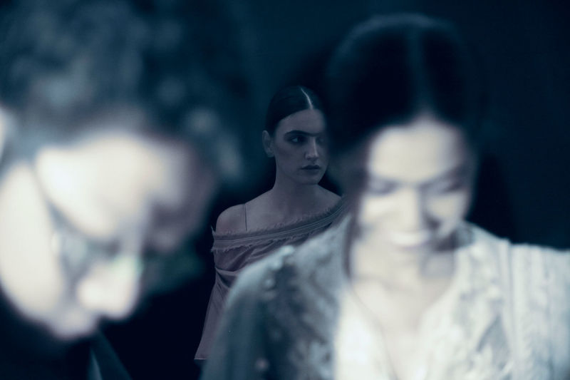 MARIIA ON TARUN TAHILIANI'S SHOW