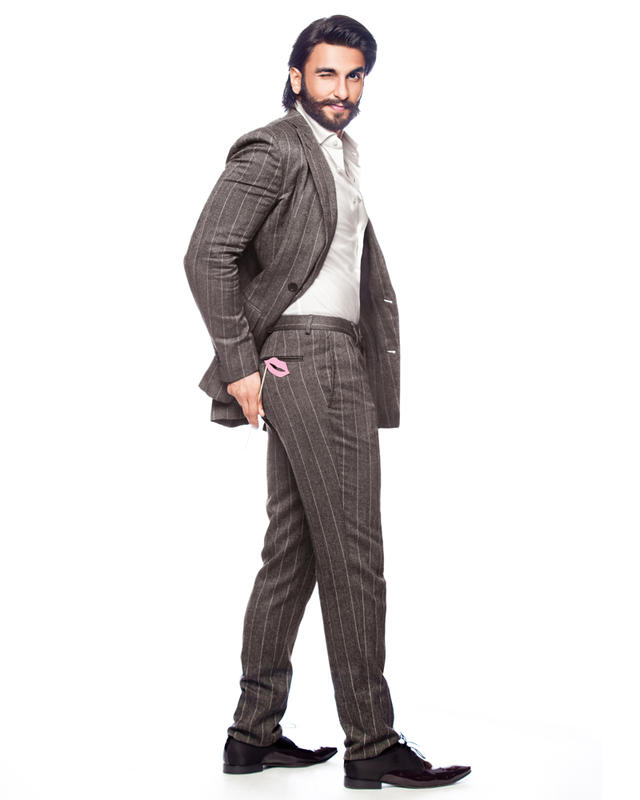 RANVEER SINGH FOR VOGUE