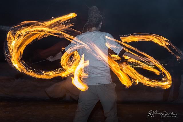 Lapland Ice&Fire Dance