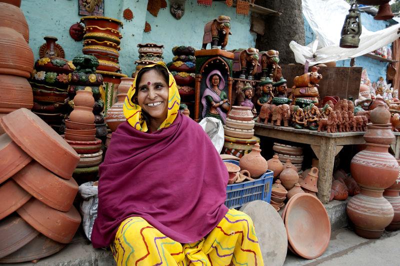 Meera Devi - Potter