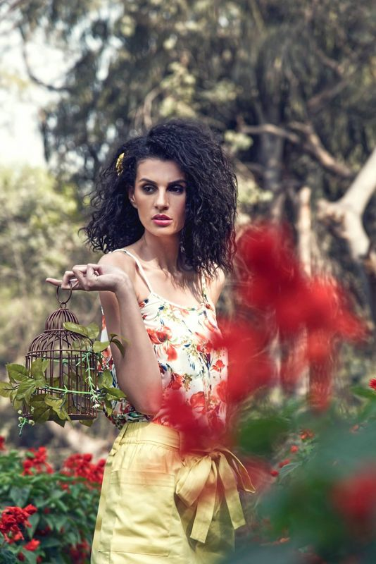 Shop Nineteen - Floral Collection Campaign