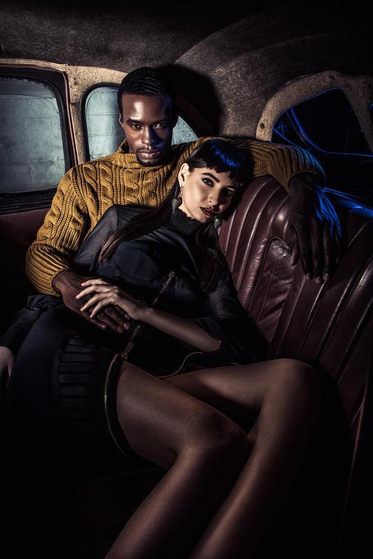 The Man - Magazine Fashion Editorial 1