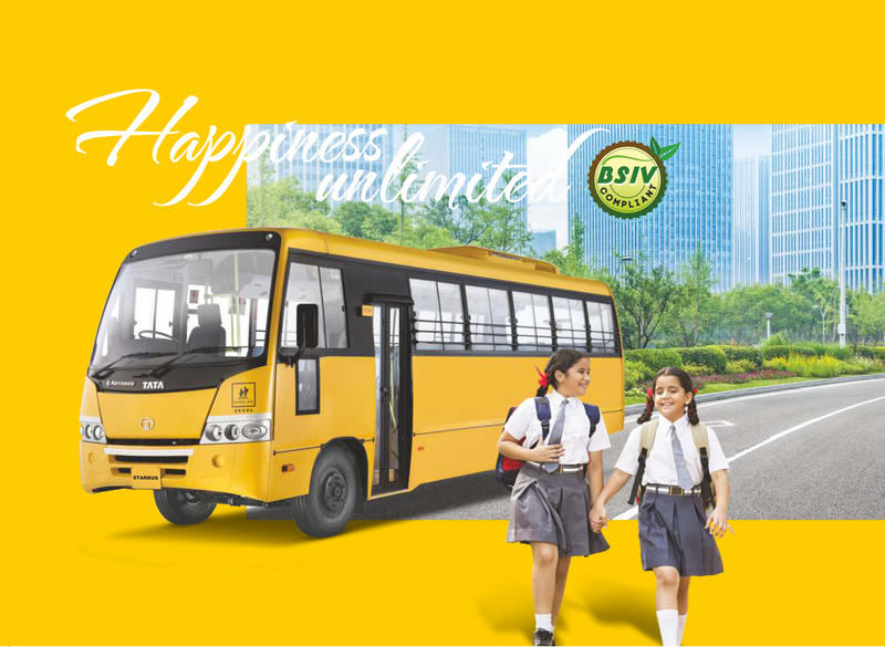 Tata Motors Star School Bus_ Campaign