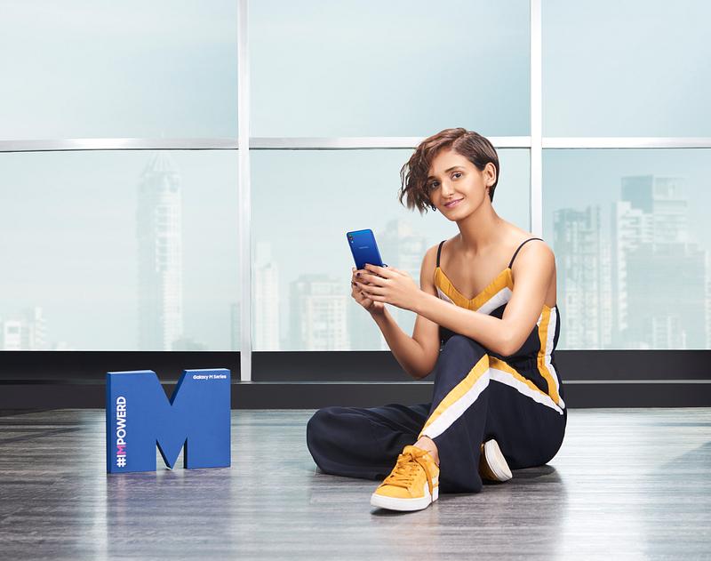 Shakti Mohan x Samsung
