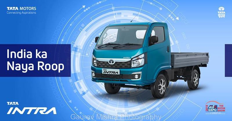 Tata Motors Intra