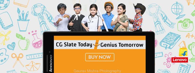 Lenovo CG Slate Campaign II