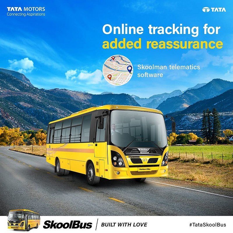 Tata Motors Skool Bus