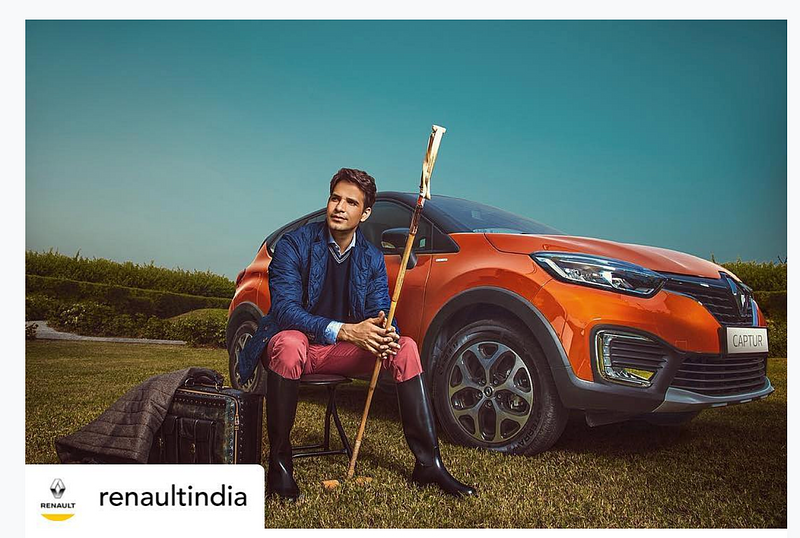 Renault Captur - Advertorial