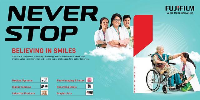 Fujifilm Brand Campaign