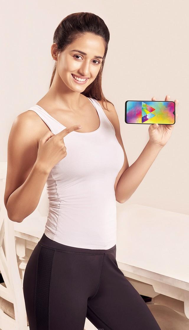 Disha Patani x Samsung