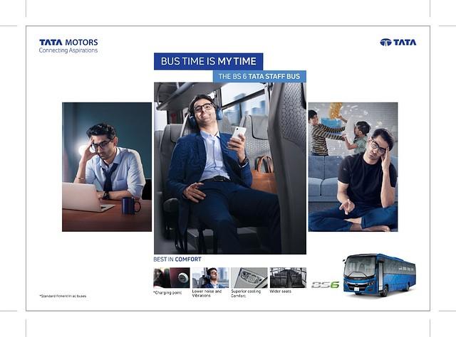 Tata Staff Starbus Campaign